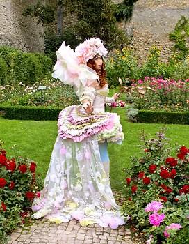 Sakizou style Princess White Rose - Saga Frontier 3