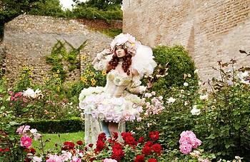 Sakizou style Princess White Rose - Saga Frontier 4