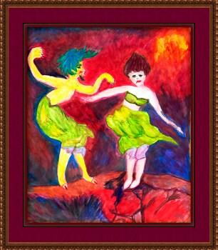 Dance on a Volcano