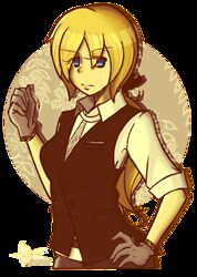 Lilith Shiro (OC)