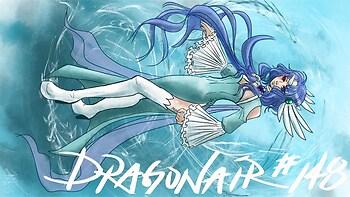 Dragonair gijinka