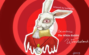 Alice in Wonderland: The White Rabbit