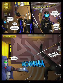 akacya the bounty hunter page 75