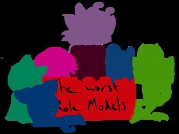 Team Forbidden .:The Worst Role Models:. (Sketch)