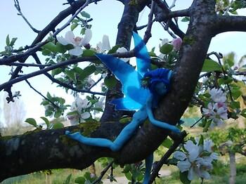 Blue Pixie