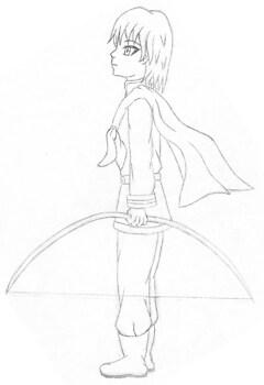Trey sketch