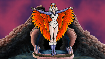 Sorceress of Greyskull