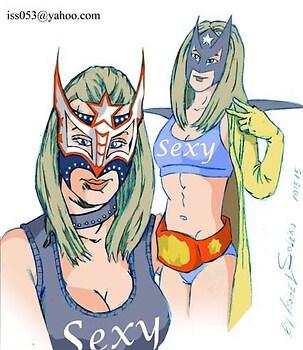 Sexy Star (Lucha Underground)