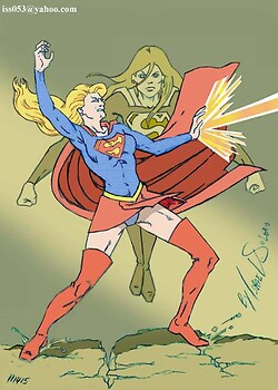 Kara aka Supergirl (clr)