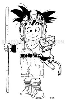 Young Goku 2
