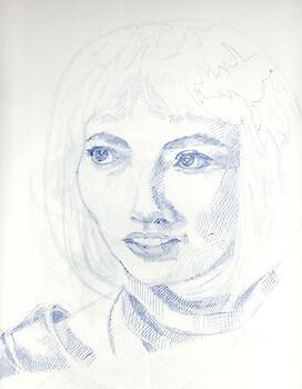 old Mako Mori sketch