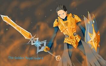 golden royal guard