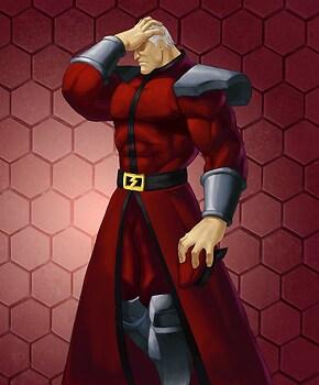M. Bison Street Fighter V