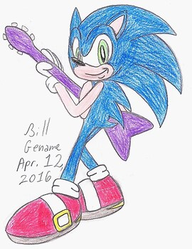 Sonic Rocks On