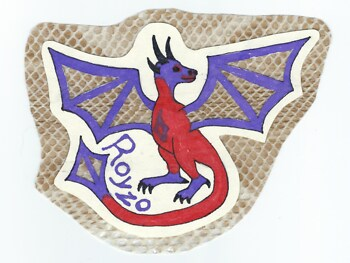 Royzo Dragon badge