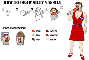Silly Tutorial step by step