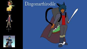 Fusion - Dingomarthirodile