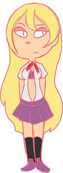 Rukia maturing into.....