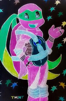 Multicolored Donatello 2012