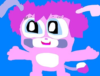 Random Party Popple New For 2016 MS Paint