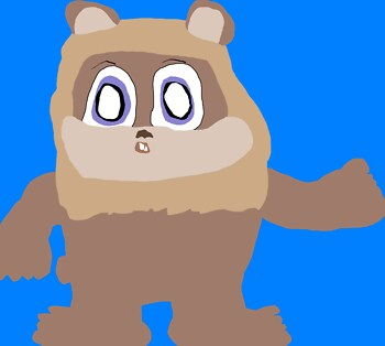 Toon Wicket MS Paint