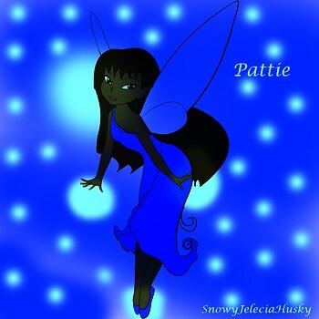 Pattie as Silvermist