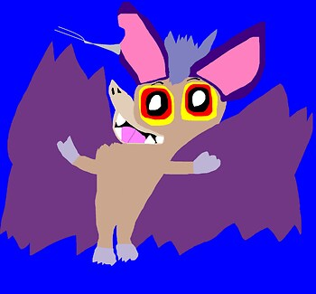 Random Batty Koda New For 2016 MS Paint^^