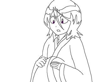 Rukia is pregnant