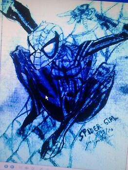 spidergirl (marvel) book