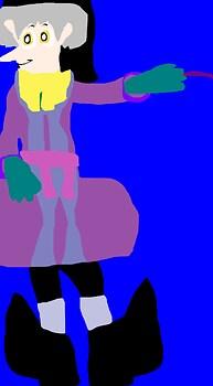 Just A Random Boredom Cedric MS Paint^^