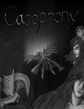 Cacophony Comic - Cover