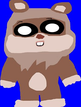 Random Wicket Ewok MS Paint^^