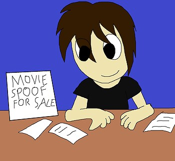 Movie Spoof for Sale