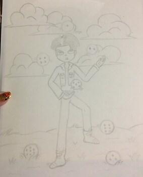 Trunks sketch