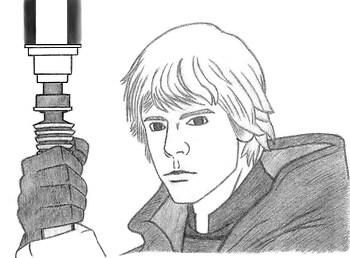 Luke Skywalker: Return of the Jedi
