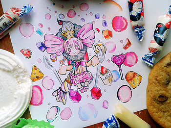 Sweets Witch, Charlotte