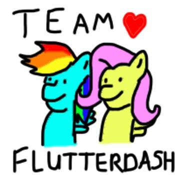 My FlutterDash avatar.