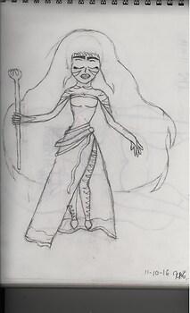 Godess Vampara redesign