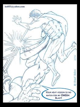 SUPERMAN vs. DARKSEID  (prelim)