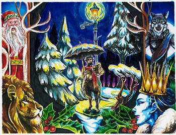 theme challenge - winter - Always Winter