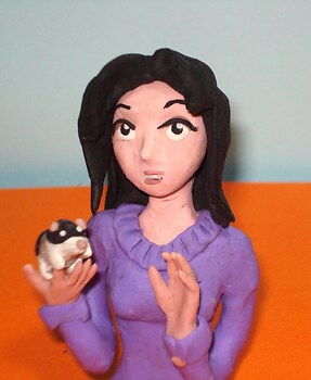 Claymation Request Claymara
