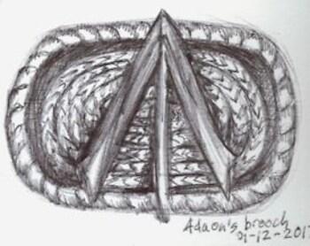 Adaons Brooch