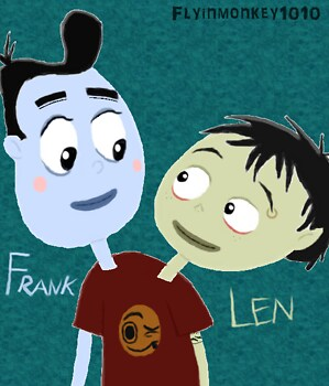 Frank and Len