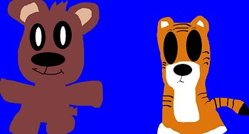Pooky And Hobbes MS Paint Extra Early B Day Gift For alitta2