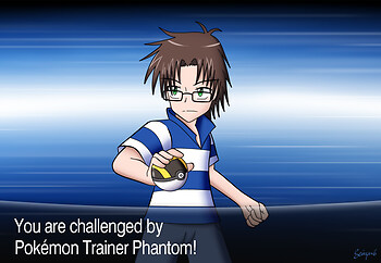 VS Pokemon Trainer Phantom