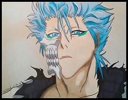 Grimmjow of Bleach