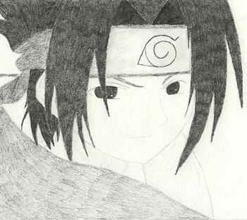 naruto - OMG it's sasuke V_v
