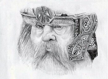 Gimli The Dwarf